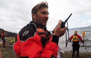Contacto y Reservas Kayak Ushuaia